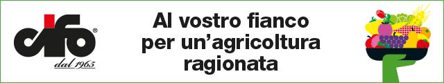 Cifo, al vostro fianco per un'agricoltura ragionata