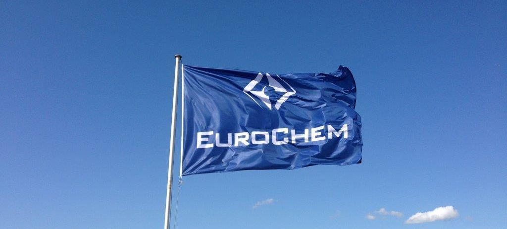 foto bandiera Eurochem Agro