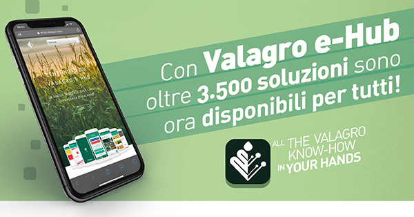 Download the new mobile app by Valagro