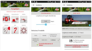 ForageXpert App Kuhn - Android