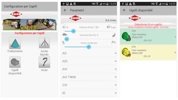 Kuhn Nozzle Configurator App