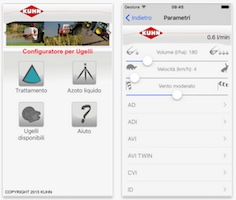 Kuhn Nozzle Configurator App - iTunes