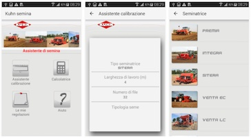 Seeders App Kuhn android