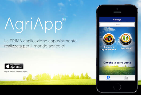 AgriApp, l'applicazione di Italpollina per il mondo agricolo