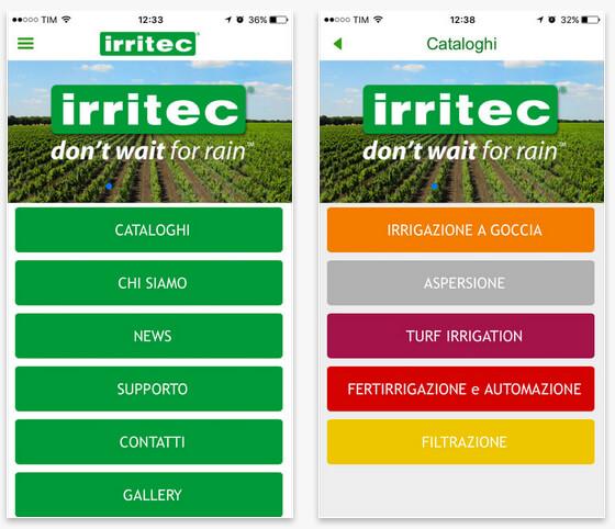 App Irritec