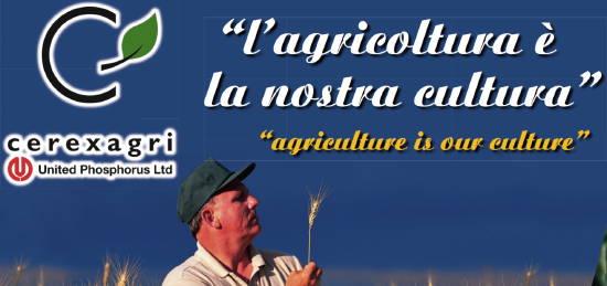 Cerexagri, l'agricoltura è la nostra cultura